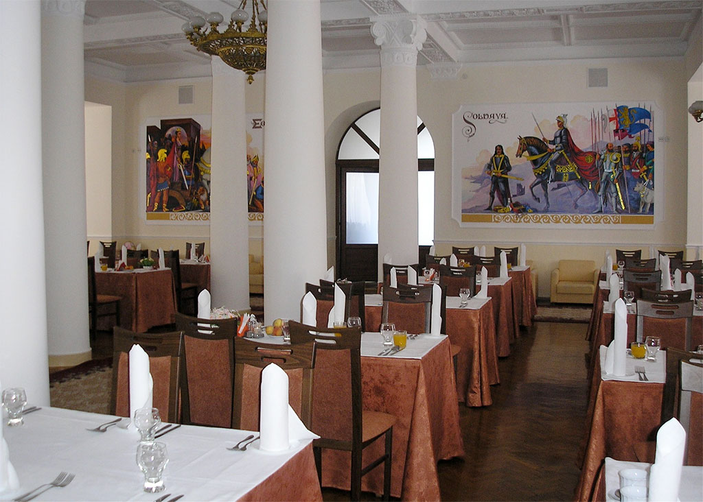 Restaurant «Consul» in the TAHC «Sudak»